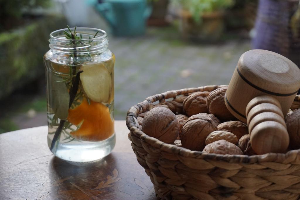 Kühlschrank Duft : Natürlicher weihnachtsduft aus dem glas diy u reges leben