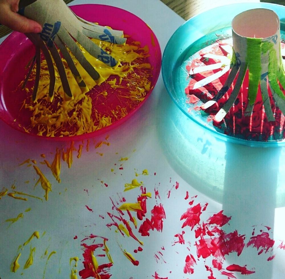 Silvester Basteln silvester mit kindern zu hause feiern reges leben